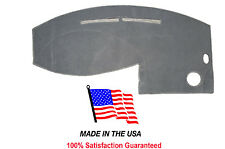 2003-2006 Dodge Stratus Coupe Gray Carept Dash Cover Mat DO35-0 Made in the USA