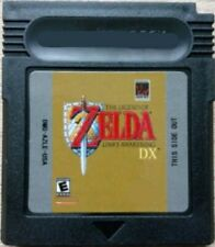 The Legend of Zelda Links Awakening DX for Game Boy Color  (GBC) Reproduction