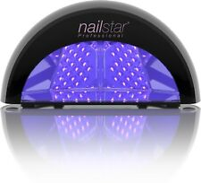 NailStar Professional LED Nail Dryer Nail Lamp For Gel Polish With 30sec, 90sec