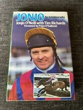 More details for jonjo - an autobiography - jonjo o'neill with tim richards - signed copy