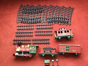 G Scale Christmas Train Garden Railway Set