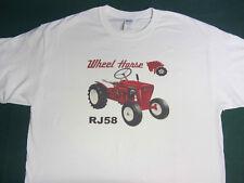 WHEEL HORSE RJ58 Garden Tractor tee shirt