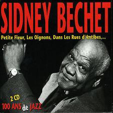 Bechet, Sidney, 100 Ans De Jazz, Excellent Limited Edition, Import