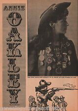 Annie Oakley - Little Miss Sureshot + Butler,Edington,Carver,Brumbaugh,Shaw