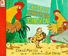 Little Chicken Chicken by David Martin (Paperback, 1997)