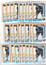 1X MIKE BOSSY 1986-87 Topps #90 NMMT NY New York Islanders Lots Available