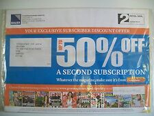 "Classic Bike Magazine. May. 2012. ""NEW"" subscription copy still sealed."