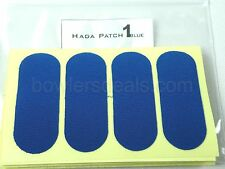 Vise Hada Patch #1 BLUE Bowling Thumb Protection Tape 1 Pack 40 Pieces