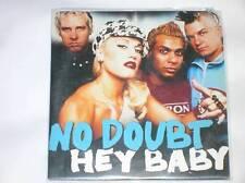 RARE CD PROMO / NO DOUBT / HEY BABY +++++++++++++++++++