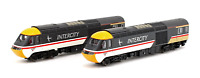 Dapol 2D-019-202 N Gauge Class 43 HST Intercity Swallow Twin Pack 43041 & 43166