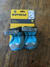 "Ruffwear Grip Trex flue spring Dog Paw Hiking Boots Set of 2 Boots 3"" paws. New"