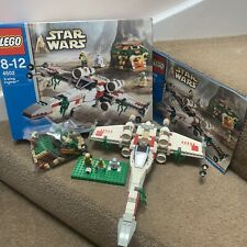 Lego Star Wars X-Wing Fighter 4502 - 100% Complete