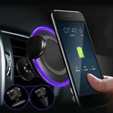 Qi Kabellose Auto-Ladegerät Charger Halterung Induktions Samsung S7 S8 iPhone X