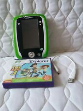 Leapfrog Leappad 2 Tablet Yoy Story game and gel skin