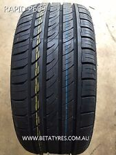 245-45-18 RAPID P609 TYRE, BRAND NEW 245/45ZR18 100WXL, PERFECT TYRE FOR VE