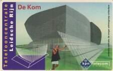 Telefoonkaart / Phonecard Nederland CKE106 ongebruikt - Centrale Leidsche Rijn