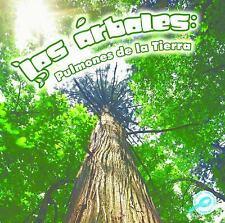 Los Arboles: Pulmones de la Tierra (Tierra Verde Biblioteca de Descubr-ExLibrary