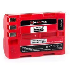BAXXTAR PRO-ENERGY Akku für Nikon EN-EL3e zu Nikon D50 D70 D70s D80 D90 D100 usw
