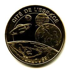 31 TOULOUSE Cité de l'Espace 3, Planètes, 2008, Monnaie de Paris