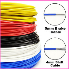 2PC MTB Bike Long Bicycle Brake Line 3m Shift Shifter Gear Brakes Cables Set