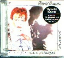 DAVID BOWIE Scary Monsters HYBRID SUPER AUDIO RARE OOP SACD