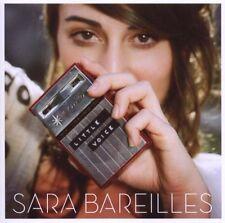 SARA BAREILLES CD - LITTLE VOICE (2007) - NEW UNOPENED