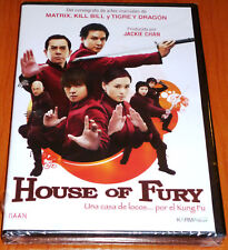 HOUSE OF FURY / Jing mo gaa ting - Precintada