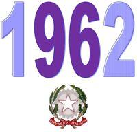 ITALIA Repubblica 1962 Singolo Annata Completa integri MNH ** Tutte le emissioni
