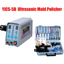 YJCS-5B Professional Ultrasonic Mold Polisher Polishing Machine