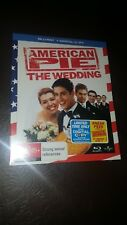 American Pie 3 The Wedding (Blu-ray Disc, 2003, 2-Disc Set, Standard Edition)