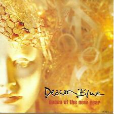 """Deacon Blue Queen Of The New Year UK 45 7"""" single +Picture Sleeve +My America"""