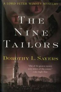 The Nine Tailors , Paperback , Sayers, Dorothy L.