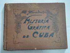 1938 Historia Grafica De Cuba Hernandez Giro Graphic History of Cuba Album Arts