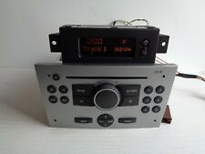 Vauxhall Corsa D Meriva CD30 Radio Stereo CD Player with Display 13190855 / MD