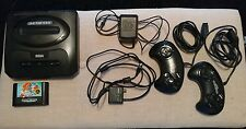 Sega Genesis model 2 Console complete & working (nintendo) all original parts