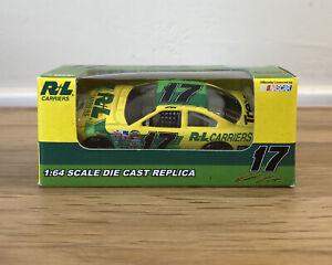 2006 Team Caliber 1:64 #17 Matt Kenseth/R&L Carriers Diecast Car NASCAR