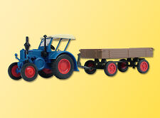 kibri 12232 Gauge H0, Lanz Tractor with Rubber wheel car # in #