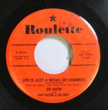 50'S & 60'S 45 Guy Pastor With Tony Pastor & His Orch - Life Is Just A Bowl Of C