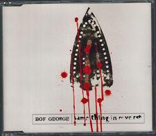 BOY GEORGE - Same Thing in Reverse [Maxi Single] (CD 1995)