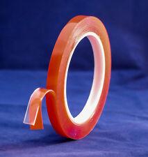 AFT Doppelseitiges Klebeband wie 3M VHB 1mm 3m x 10mm Hochleistungsklebeband