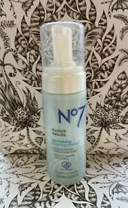 No7 Radiant Results Revitalising Foaming Cleanser 150ml BRAND NEW