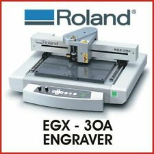 ROLAND DG ENGRAVER - Roland EGX-30A - PROTECH CNC