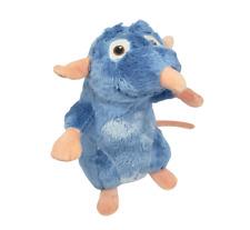 "12"" DISNEY STORE RATATOUILLE REMY BLUE RAT STUFFED ANIMAL PLUSH TOY SOFT PIXAR"