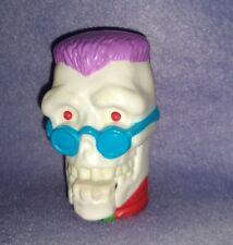 Vintage Goosebumps CURLY The Skeleton Figure Toy Skull 1995 Taco Bell