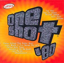 cd One Shot '80  Universal UMD 77046 eu 1998