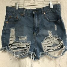 Love Culture Womens Shorts Sz L
