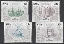 South-West Africa postfris 1986 MNH 583-586 - Diogo Cao