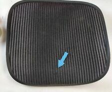 Herman Miller Aeron Chair Seat mesh black pellicle w/ blemish Size B Medium #5
