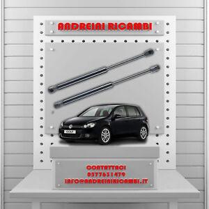 2 PISTONCINI BAGAGLIAIO VW GOLF VI 1.6 75KW 102CV 2012 -> | MG36313