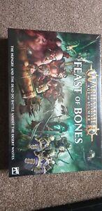 Warhammer AOS Feast of Bones box - BNIB